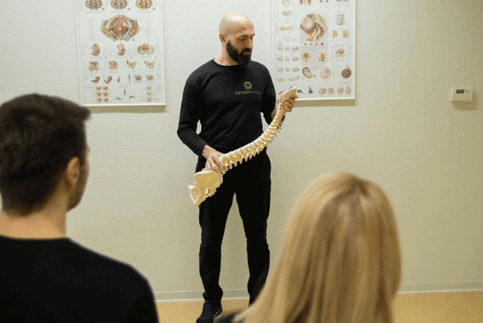 Seminare zur Osteopathie